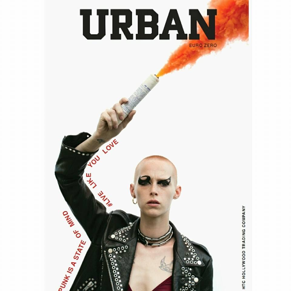 La copertina di Urban 133