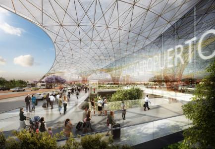 UM-Mexico-City-International-Airport-exterior-view-credits-Fernando-Romero-Enterpise-Foster-and-Partners