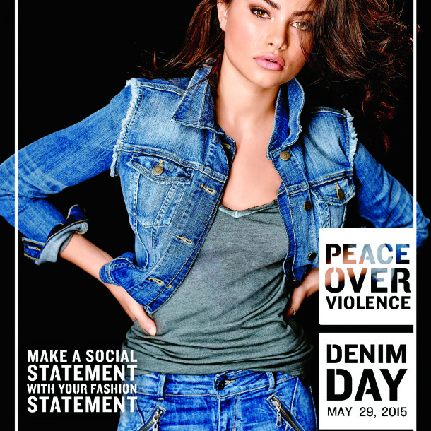 GUESS Denim Day 2015