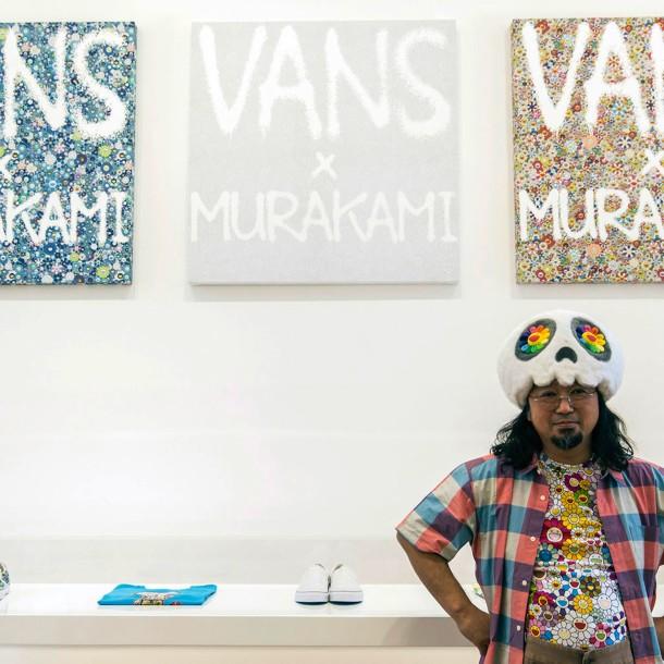 Takeshi Murakami x Vans