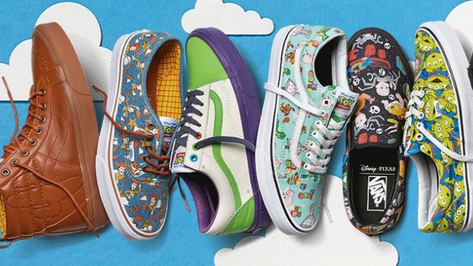 vans toy story adulto
