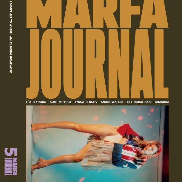 MARFA JOURNAL COVER 8