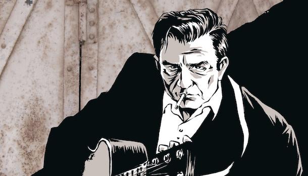 Cash – I see a darkness di Reinhard Kleist