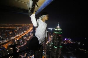 Un URBEX sulla 101 Tower di Dubai