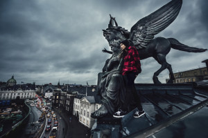 URBEX by Red Bull TV: Elaina Hammeken @Copenhagen
