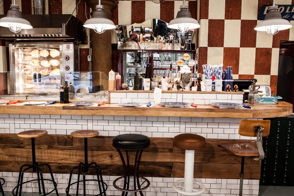 212 Rotisserie & Delicious, dal bancone si capisce già tutto