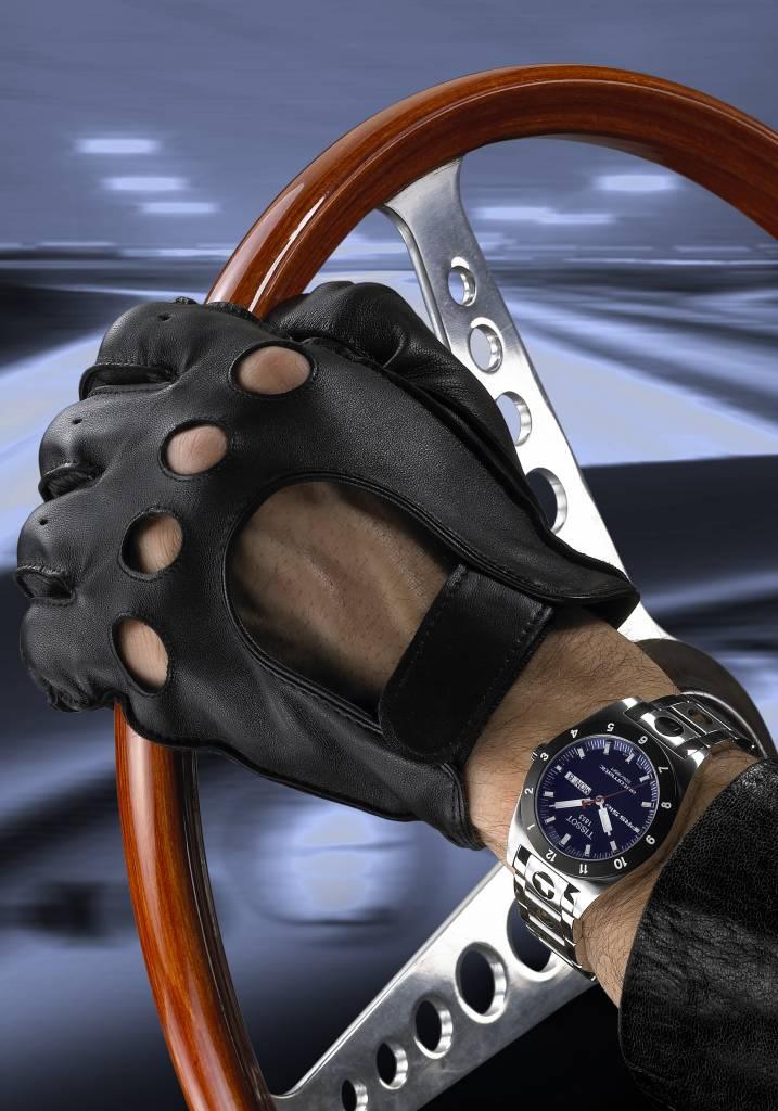 tempo, precisione e meccanica. Tre parole chiave per Tissot e per Kessel