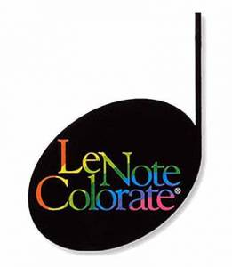 Le note colorate – La libreria della musica