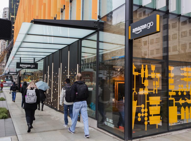Amazon Go, sperimentazione a Seattle
