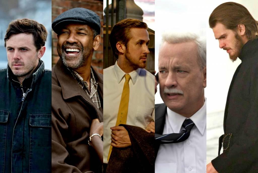 Chi vincerà l'Oscar come miglior attore?