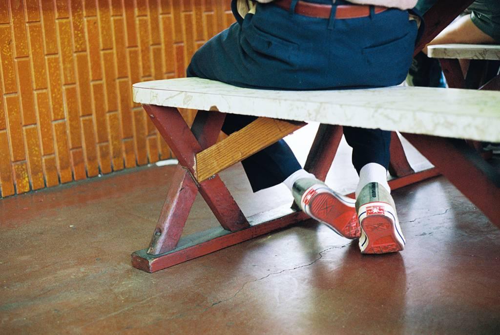 Converse e Undefeated creano una scarpa con i dettagli street-n-skate classici del modello One Star