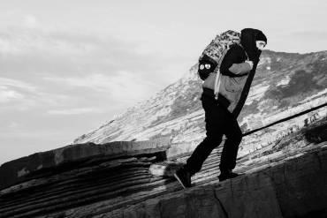 Black Sky Project è la nuova capsule collection, frutto della collaborazione tra Element e Griffin Studio, ottima per proteggersi dal freddo comprende anche la Sleeping Bag Coat: la giacca a vento che diventa sacco a pelo.