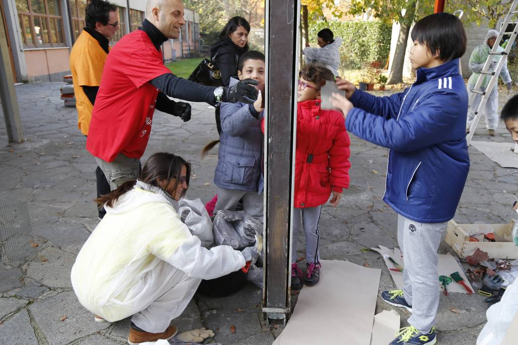 A Milano torna Serv-a-Palooza grazie a Timberland e Legambiante