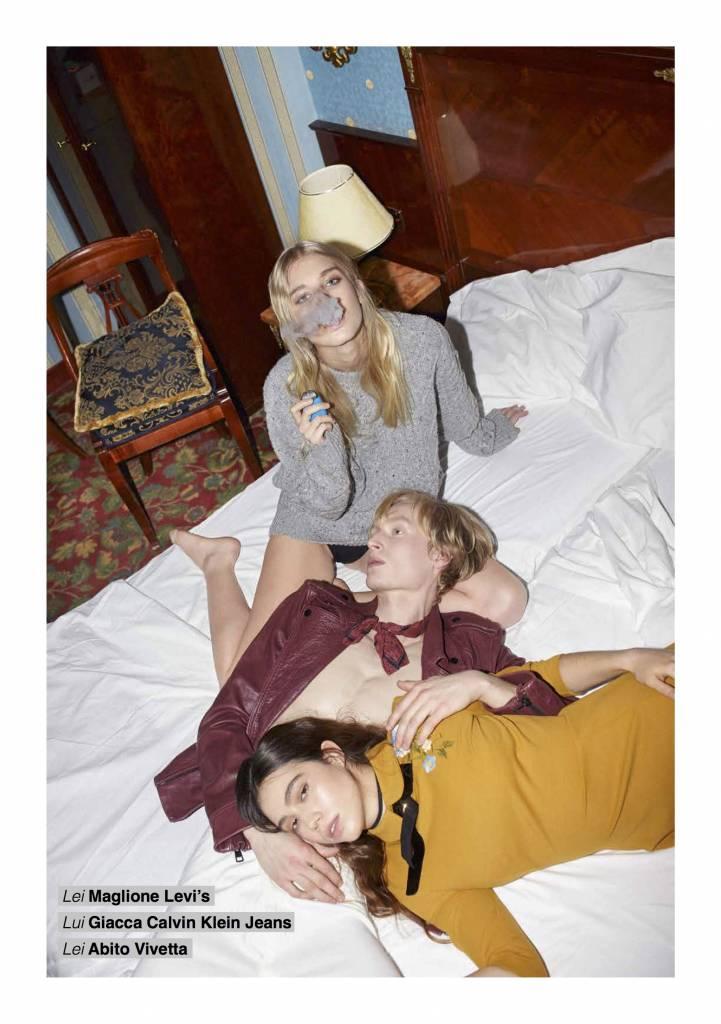 SEGUI IL FLUSSO e scopri la nuova fashion story di Urban Magazine: