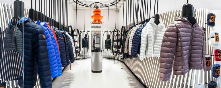 Save The Duck flagship store via Solferino, Milano