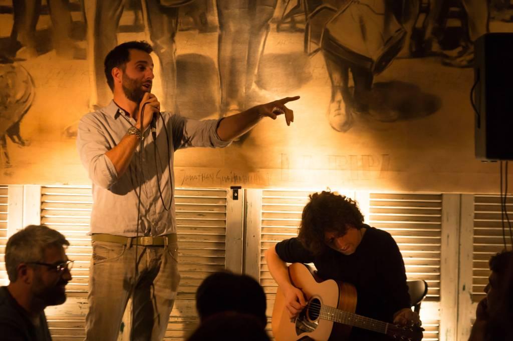 La serata Don't tell my mum al Pinch - Foto di Paolo Carlini
