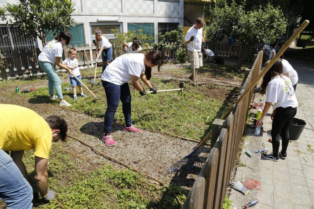 L'edizione milanese di Timberland MyPlaygreen ha assegnato €80.000, suddivisi in donazioni di circa €5.000 per ogni progetto vincitore.