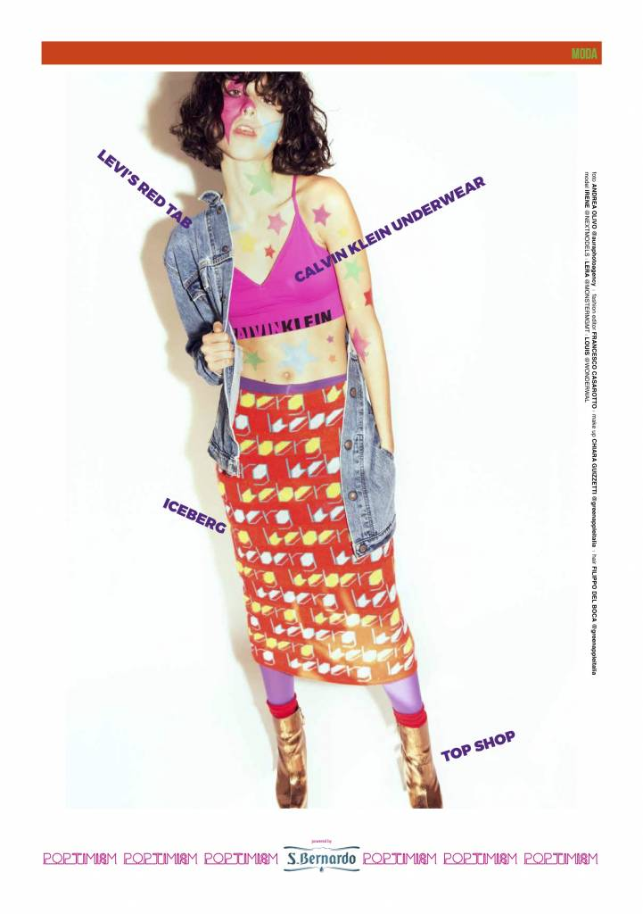 #popster a fashion story by urban magazine