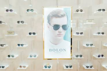 """Be real, be unique, that's my style, that's my Bolon eyewear"""