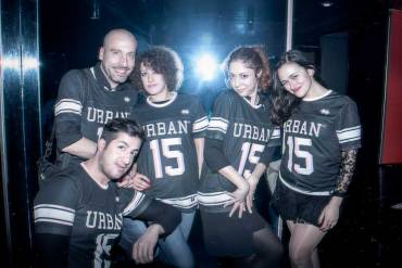Errea for urban magazine lifestyle Milano