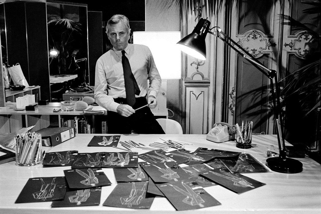 Giorgio Armani Celebrates His 84th Birthday! ~ Art Books Events 3f7eb7c478f04