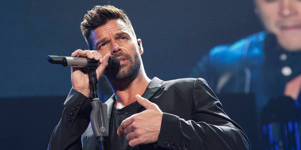Ricky Martin ospite a Sanremo 2017