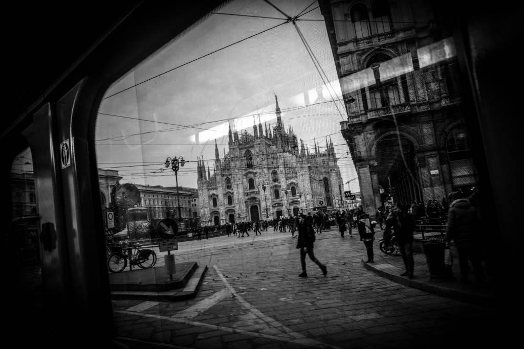 Marianna Quantuccio La ragazza che ha scoperto Milano dai tram