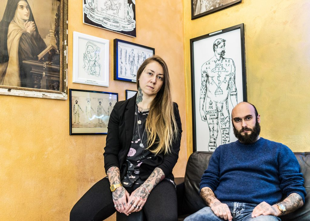 marchiaturificio milano tatto lab