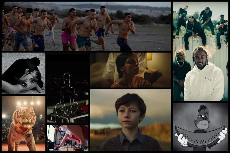 videoclip anno 2017