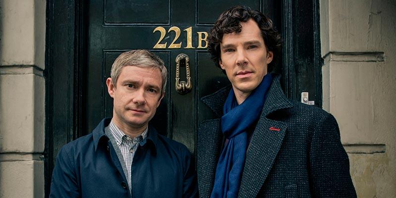 La quarta stagione di Sherlock sarà composta da tre episodi