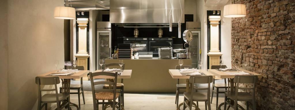 Nordic Grill Milano, dove la cucina si lega al design