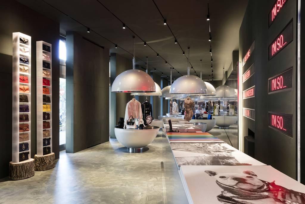 SO Milano, il negozio immersivo di Milano