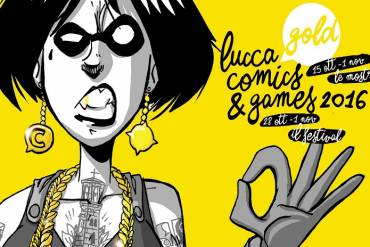 Lucca Comics and Games 2016, l'edizione gold per festeggiare i 50 anni della fiera