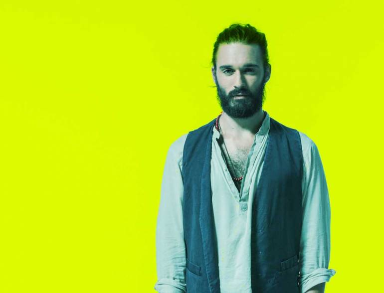 Andrea Biagioni, cantante e musicista della categoria OVER