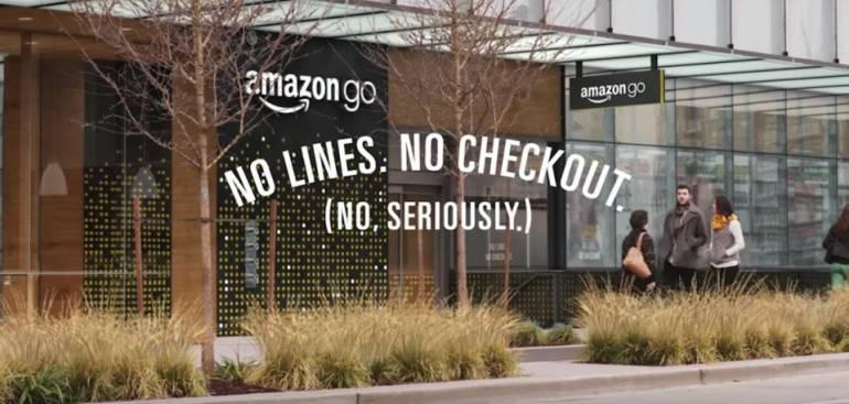 Il supermercato del futuro si chiama Amazon Go