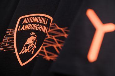 Automobili Lamborghini Menswaear AI20-21