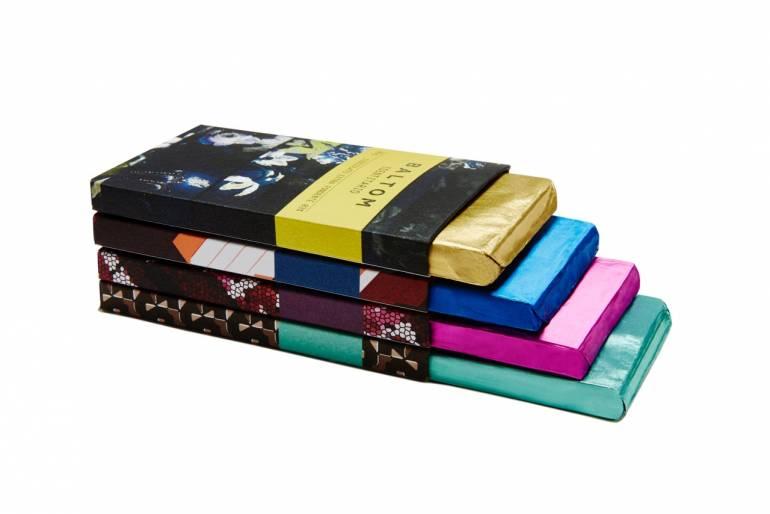 Federico Pascoli, sommelier professionista, e il fantomatico Mister B che vive a Shanghai sono gli ideatori di tavolette al cioccolato prêt-à-porter.