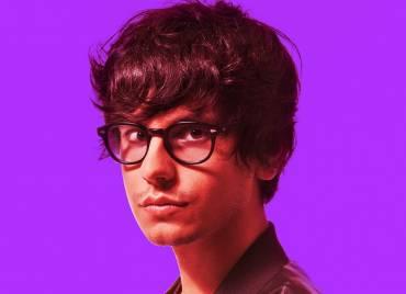 Diego Conti, giovane musicista che ama il rock