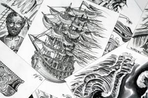 i disegni di mo coppoletta