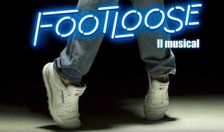 footloose the musical debutta al teatro nazionale di Milano