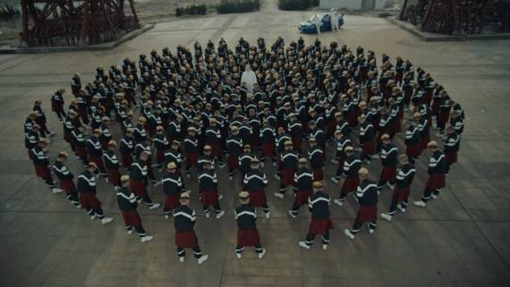 "Jamie XX ""Gosh"" directed by Romain Gavras"