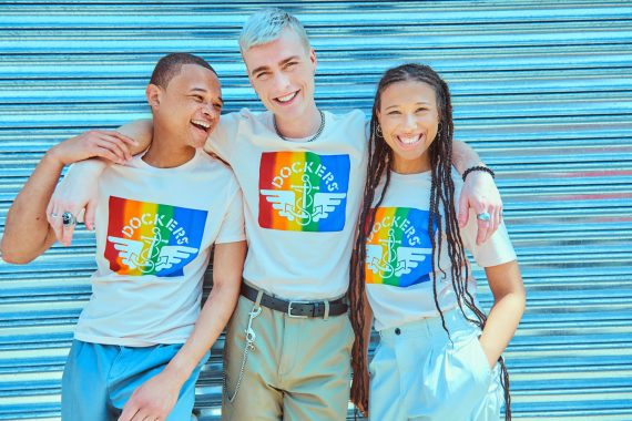 Dockers Pride collection 2019