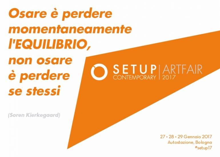 setup contemporary art fair 2017