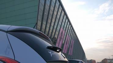 Lancia porta Urban ad Artissima 2016