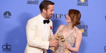 La La Land vince su tutti ai Golden Globes 2017