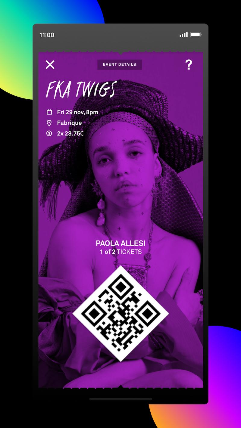 arriva in Italia DICE app