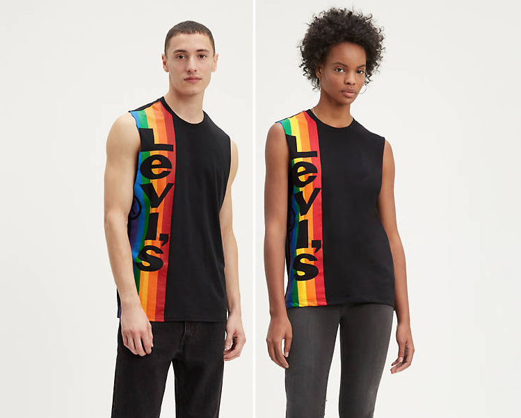LEVI'S PRIDE Collection 2019