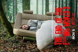 La locandina di The End of the F***ing World stagione 2 dal 5 novembre su Netflix