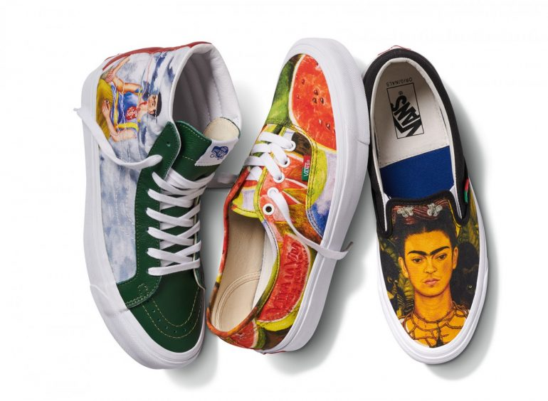 huge selection of 2c504 cff50 Vans x Frida Khalo: dal 29 giugno online e in negozio - Urban