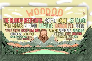 Woodoo festival 2017